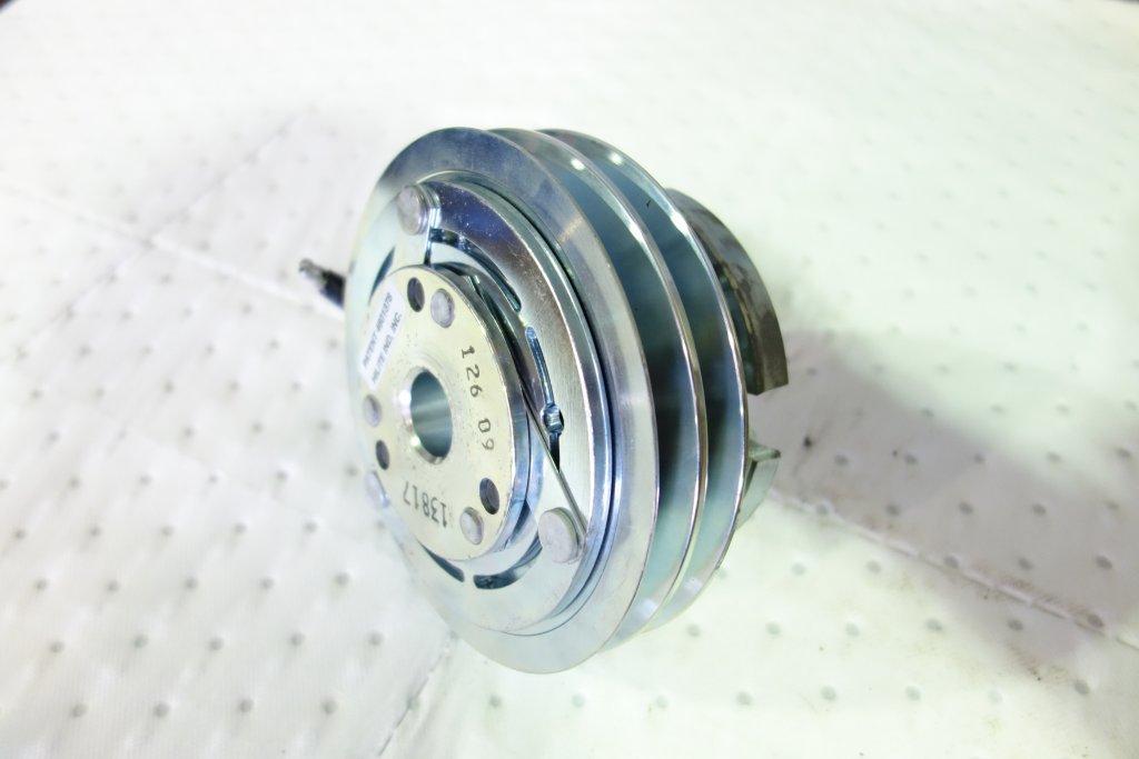 belt drive clutch